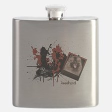 keeshond.png Flask