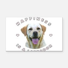 2-happiness.png Rectangle Car Magnet