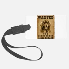 25-Wanted _V2.png Luggage Tag