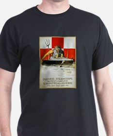 Canada Travel Poster 13 T-Shirt