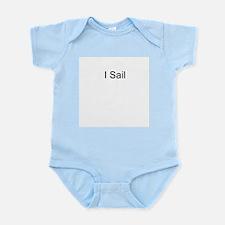 I Sail Infant Creeper