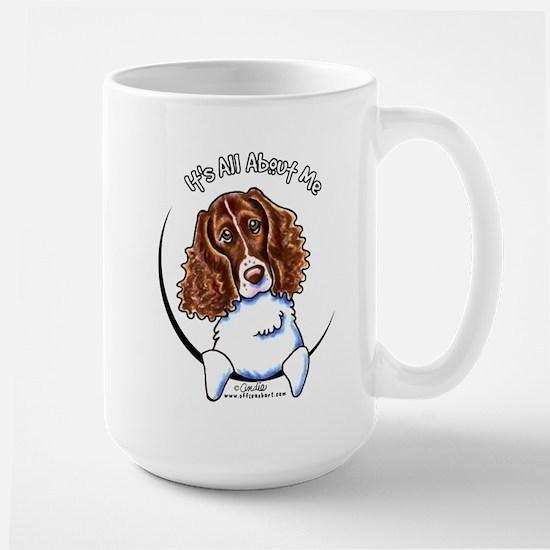 Springer Spaniel IAAM Large Mug