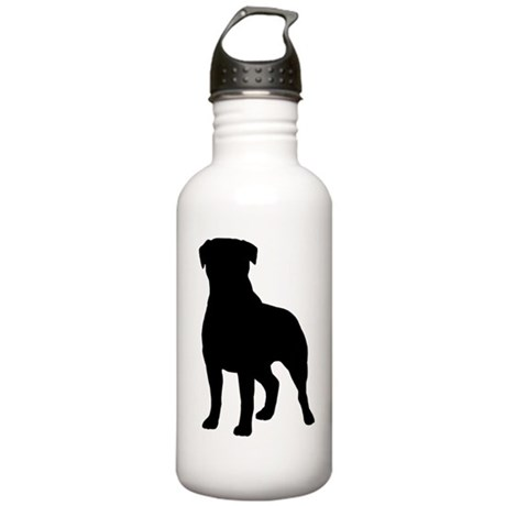Rottweiler Stainless Water Bottle 1.0L