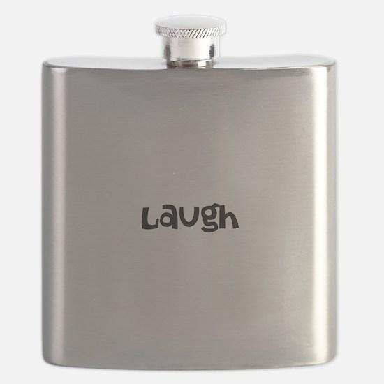 laugh Flask