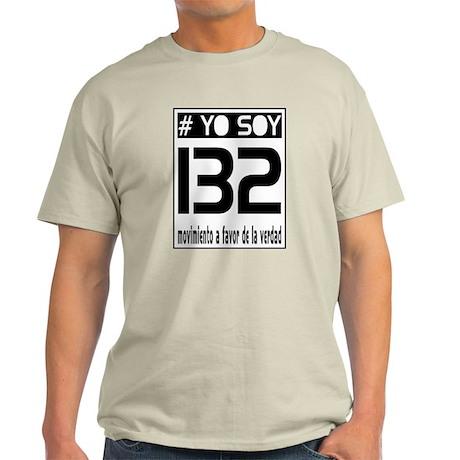 Yo Soy 132 Block Light T-Shirt