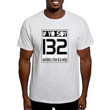 Yo Soy 132 Block T-Shirt