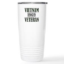 VIETNAM VETERAN 69 Travel Mug