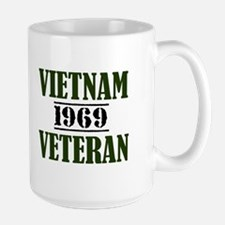 VIETNAM VETERAN 69 Ceramic Mugs