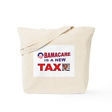 OBAMACARE TAX.jpg Tote Bag