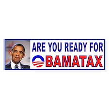 OBAMACARE TAX.jpg Bumper Sticker