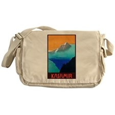 KashmirTravel Poster 3 Messenger Bag