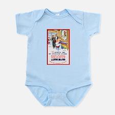 France Travel Poster 6 Infant Bodysuit