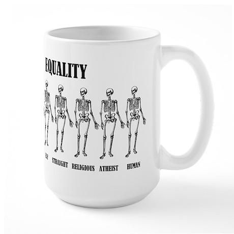 Equality Large Mug