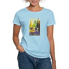 Burma Travel Poster 1 T-Shirt