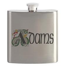 Adams Celtic Dragon Flask