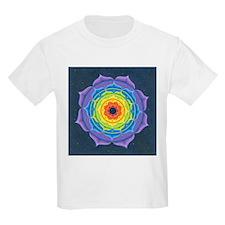 Rainbow Lotus Mandala T-Shirt