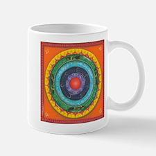 Gypsy Wagon Chakra Mandala Mug
