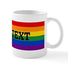 Personalize Rainbow Mug