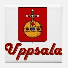 Uppsala Tile Coaster