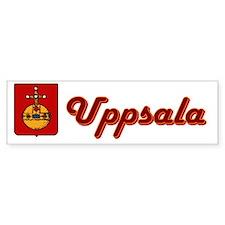 Uppsala Bumper Bumper Sticker