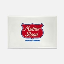 Mother Road Theatre Rectangle Magnet