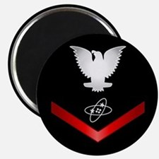 Navy PO3 Electronics Technician Magnet