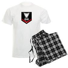 Navy PO3 Postal Clerk Pajamas