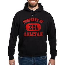 Property Of Aaliyah Hoodie