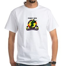 Fort Dix with Text Shirt