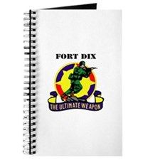 Fort Dix with Text Journal