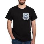 Salt Lake City Police Black T-Shirt