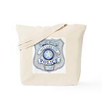 Salt Lake City Police Tote Bag
