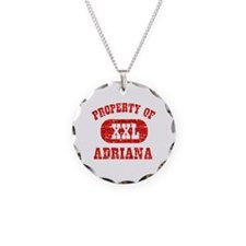 Property Of Adriana Necklace