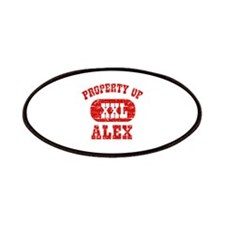 Property Of Alex Patches
