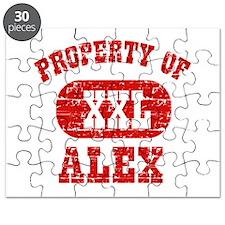 Property Of Alex Puzzle