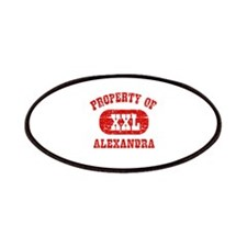 Property Of Alexandra Patches