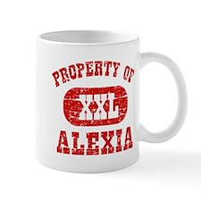 Property Of Alexia Mug