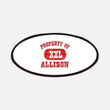 Property Of Allison Patches