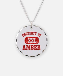 Property Of Amber Necklace