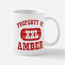 Property Of Amber Mug