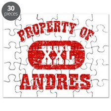 Property Of Andres Puzzle