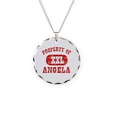 Property Of Angela Necklace