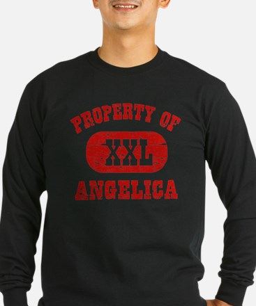 Property Of Angelica T