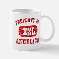 Property Of Angelica Mug