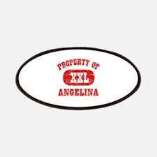 Property Of Angelina Patches