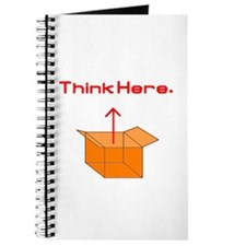 Think Here Journal