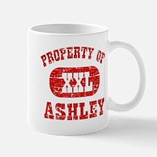 Property Of Ashley Mug