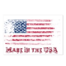 Made in the USA Postcards (Package of 8)