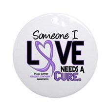 Needs a Cure 2 H Lymphoma Ornament (Round)