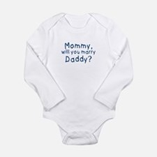 mommy-marry-daddy Body Suit
